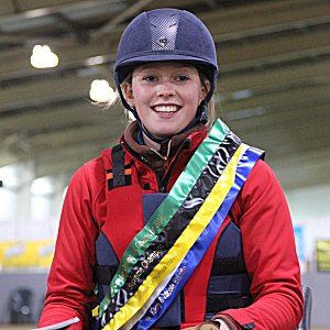 Tara Wilkinson, Supreme Champion and Open Pony Champion 2016